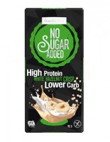 No Sugar Added High Protein Haselnuss Schokolade - glutenfrei
