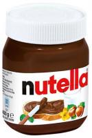 Nutella Nuss-Nougat-Creme 450g - glutenfrei