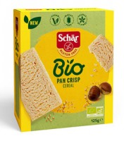 Bio Pan Crisp Cereal - glutenfrei