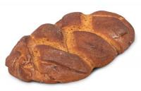 Schwäbischer Hefezopf frisch gebacken - glutenfrei