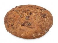 Kürbiskernbrot frisch gebacken - glutenfrei