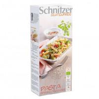Bio Pasta Spirelli Tricolore - glutenfrei