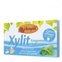Xylit Kaugummi Pfefferminze - glutenfrei