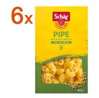 Sparpaket 6 x Pipe - glutenfrei