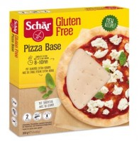 Pizza Base - neue Rezeptur! - glutenfrei