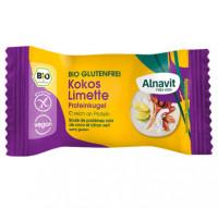Bio Protein Kugel Kokos & Limette - glutenfrei