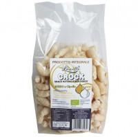 Bio Reis Flips mit Zwiebeln - glutenfrei