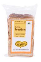 MHD***15.11.19 Reis Toastbrot - glutenfrei