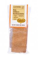 Reis-Kuchenschnitte - glutenfrei