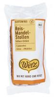 Reis-Mandel Stollen - glutenfrei