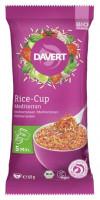 Rice-Cup Mediterran - glutenfrei