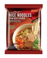 Rice Noodles instant Rindfleischgeschmack - glutenfrei