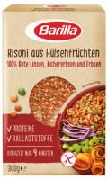 Risoni Rote Linsen, Kichererbsen und Erbsen - glutenfrei
