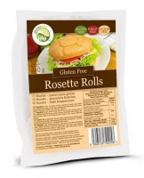 Rosette Rolls Brötchen - glutenfrei