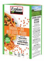 Bio Penne aus roten Linsen - glutenfrei