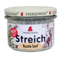 Rucola-Senf Streich - glutenfrei
