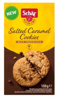 Salted Caramel Cookies - glutenfrei