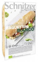 Bio Baguettini Bianco - glutenfrei