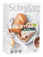 Bio Baguettini + Lauge - glutenfrei
