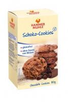 Schoko-Cookies - glutenfrei