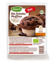 Bio Schoko Muffins - glutenfrei
