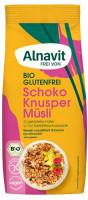 Bio Schoko Knusper Müsli - glutenfrei