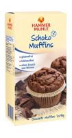 Schoko Muffins - glutenfrei