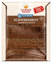 Schwarzbrot herzhaft & aromatisch - glutenfrei