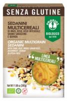 Sedanini Multicereal - glutenfrei