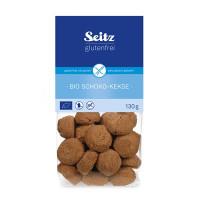 Bio Schoko-Kekse - glutenfrei