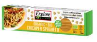 Bio Spaghetti aus Kichererbsen - glutenfrei