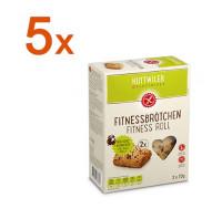 Sparpaket 5 x Fitnessbrötchen - glutenfrei