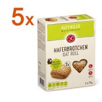 Sparpaket 5 x Haferbrötchen - glutenfrei