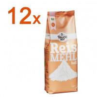 Sparpaket 12 x Helles Reismehl - glutenfrei