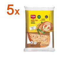 5 x Landbrot Mehrkorn - glutenfrei