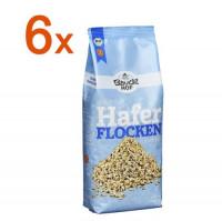 Sparpaket 6 x Glutenfreie Haferflocken Kleinblatt - glutenfrei
