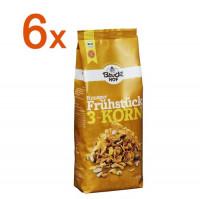 Sparpaket 6 x Knusper Frühstück 3-Korn - glutenfrei