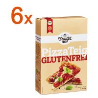 Sparpaket 6 x Pizza-Teig - glutenfrei