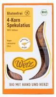 4-Korn Spekulatius - glutenfrei