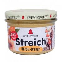 Kürbis-Orange Streich - glutenfrei