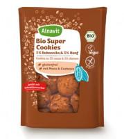 Bio Kakao Hanf Cookies - glutenfrei
