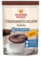Tassenküchlein Schoko - glutenfrei