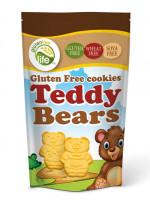 Teddy Bears Kekse - glutenfrei