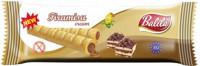 Tiramisu-Waffelröllchen - glutenfrei