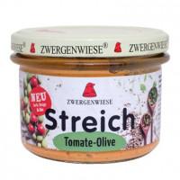 Tomate-Olive Streich - glutenfrei