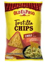 Tortilla Chips Chili mild - glutenfrei