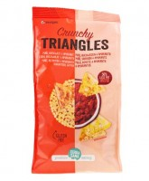 Triangles Chips Mais, Buchweizen & Amaranth - glutenfrei