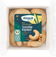 Bio Vanille Kipferl mit echter Bourbon-Vanille - glutenfrei