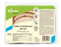 White Farmhouse Bread - glutenfrei