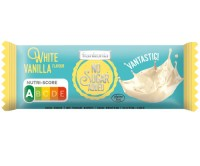 No Sugar Added White Vanilla Riegel - glutenfrei